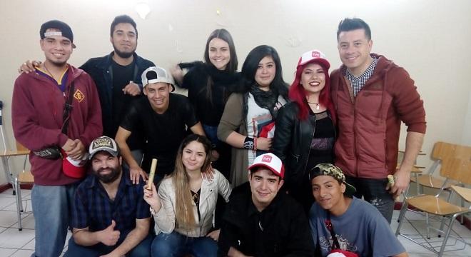 Lo que no se vio: Clan Rojo de TVN visitó a las bandas Súmate