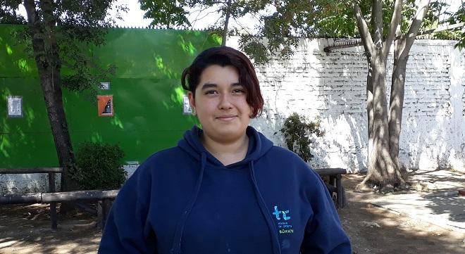 """Valentina Castro: """"Me hacían bullying y yo no sabía defenderme"""""""