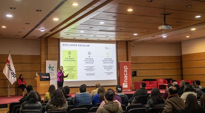 Nuevo seminario de escuelas de reingreso en Valparaíso